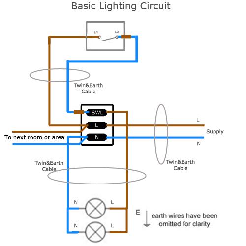 wiring diagram lighting circuit uk 94 dodge dakota a simple sparkyfacts co basic full
