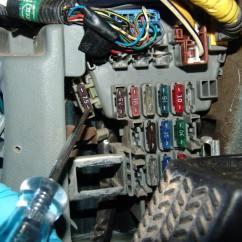 1993 Honda Civic Fuse Diagram John Deere Lt133 Wiring 95 Fuel Pump Get Free Image About