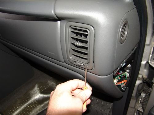 small resolution of figure 1 remove the air vents