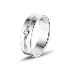 Ring RG 028 zilver