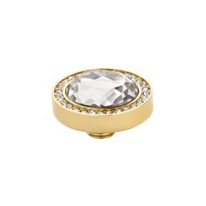 Meddy VI Facet Meddy Gold Crystal-Crystal