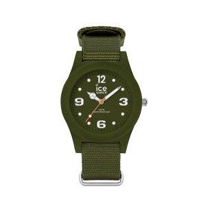 Ice Watch horloge - Ice Watch slim nature green - Te koop bij Sparnaaij Juweliers in Aalsmeer