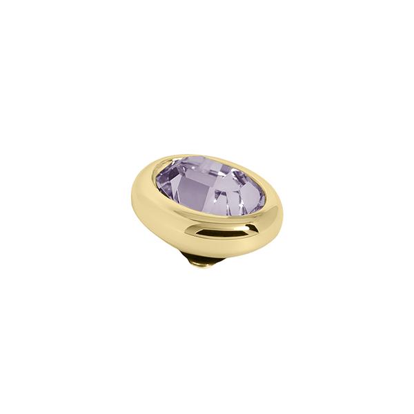 Melano Twisted oval swarovski light amethyst 10mm - Te koop bij Sparnaaij Juweliers in Aalsmeer en Hoofddorp