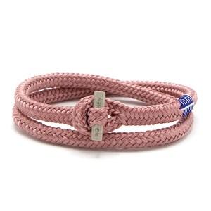Pig & Hen armband - Tiny Tiny High Summer '19 Pink silver - Te koop bij Sparnaaij Juweliers in Aalsmeer en Hoofddorp