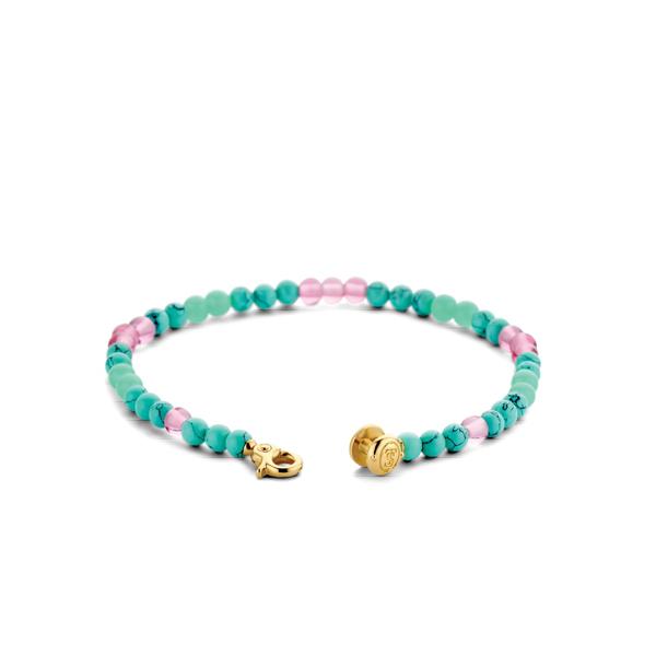 Sparnaaij Juweliers - Ti sento x Danie Bles - arbamd kraaltjes multicolor