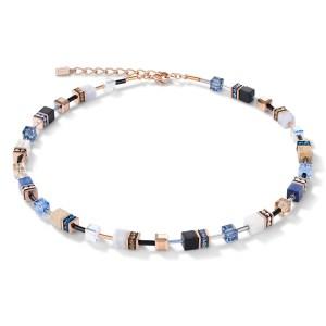 Coeur de Lion collier - howliet en calcedoon - Te koop bij Sparnaaij Juweliers in Hoofddorp