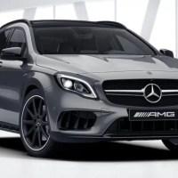 Mercedes-Benz GLA 45 AMG Leasing für 499 (506,50) Euro im Monat brutto [Lagerfahrzeug]