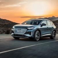 Audi Q4 e-tron 35 Leasing für 199 (449) Euro im Monat netto [Bestellfahrzeug, BAFA]