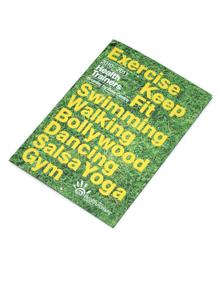 health trainers summer activities