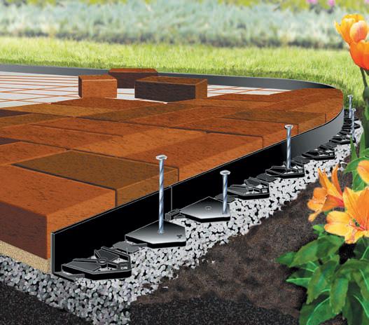 landscape products brickstop paver