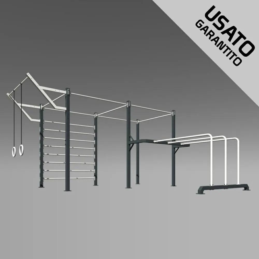 Struttura Calisthenics Usata 360s80APS-Indoor
