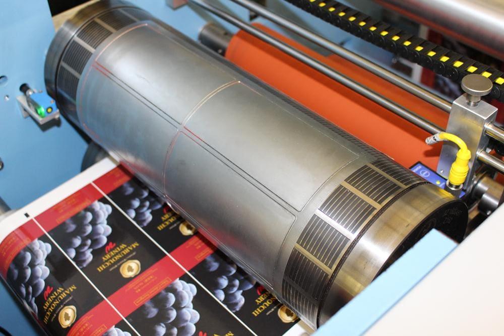 Rotary Cutting Machine Ribbon