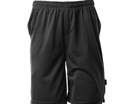 Black Basketball Shorts