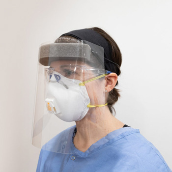 QRS Face Shield Generation 1
