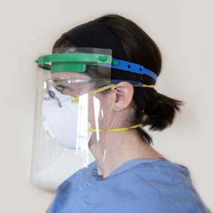 QRS Face Shield Generation 2