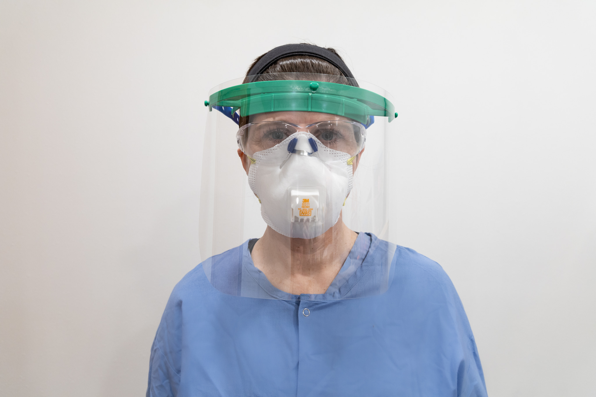 QRS Generation 2 Semi-Disposable Face Shield