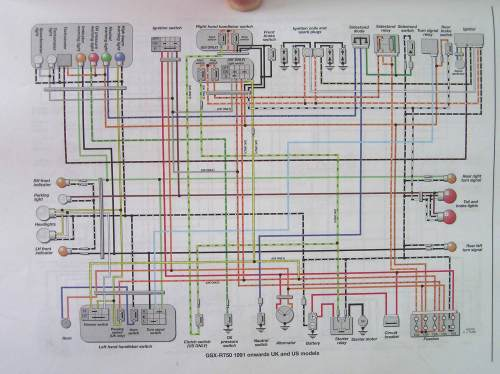 small resolution of wiring diagram for 2001 suzuki tl 1000 library wiring diagramwiring diagram for 2001 suzuki tl 1000