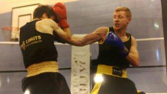 Boxing and Jiu Jitsu classes