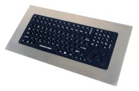 Rugged Panelmount Keyboard for Industrial Applications ...