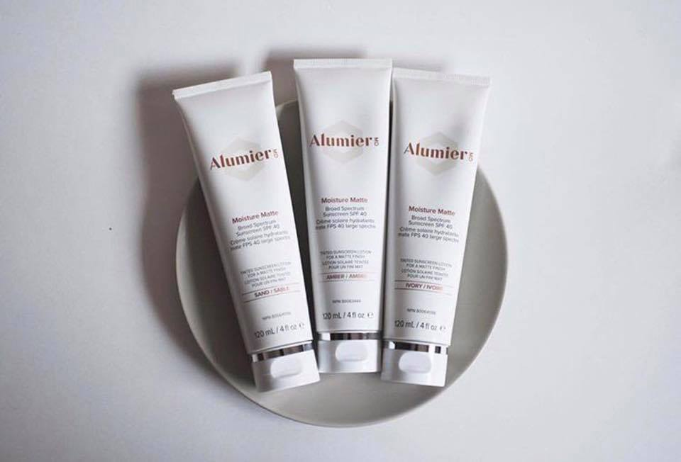 Alumier MD products at Winchester Beauty Salon