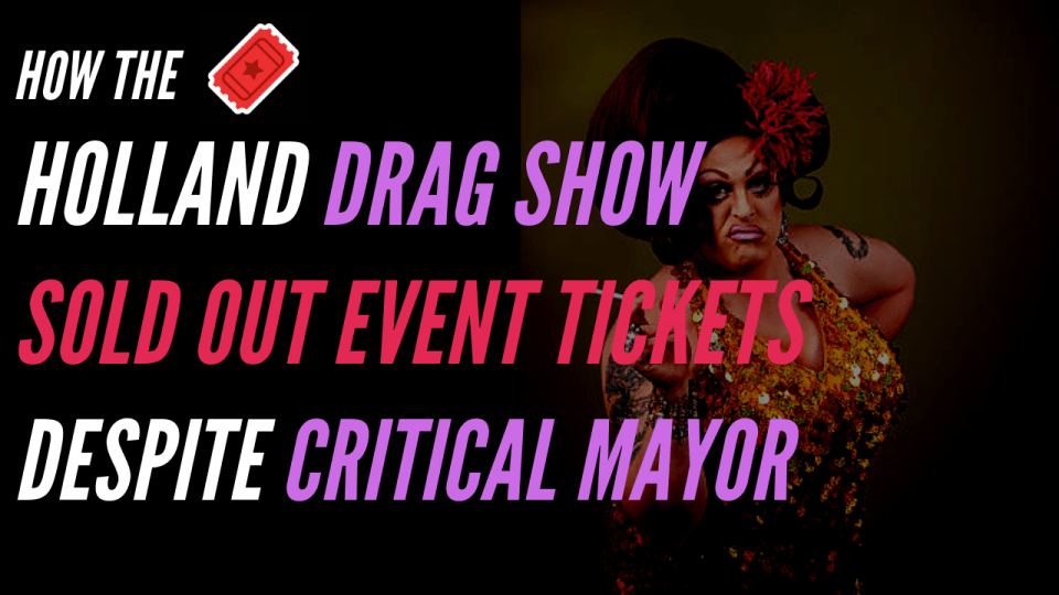 Holland drag show