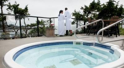 Spa Couple, Black Rock Oceanfront Resort & Spa, Spas of America