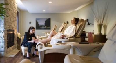 Pedicure, Aspira Spa at The Osthoff Resort, Spas of America