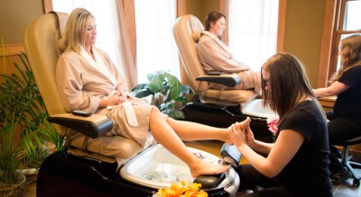 Relaxation, Glacial Waters Spa at Grand View Lodge, Spas of America