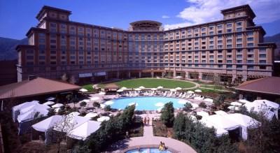 Pala Spa, Pala Casino Spa & Resort, Spas of America