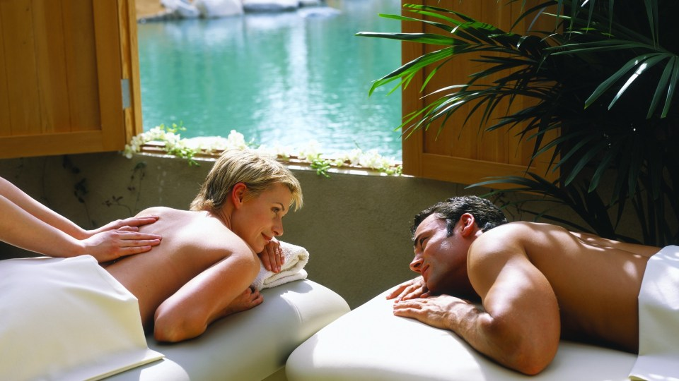 Agua Serena Spa, Hyatt Regency Indian Wells Resort & Spa, Spas of America