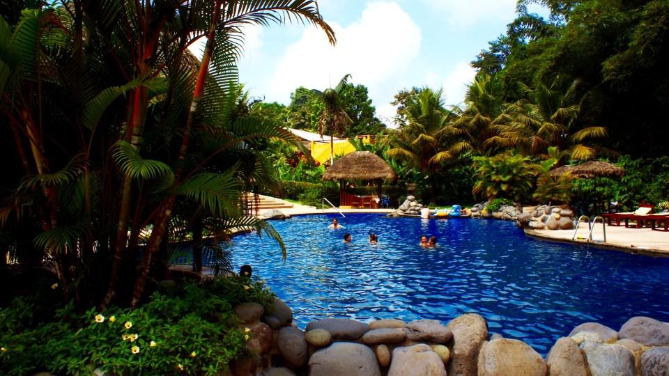 Arasha Resort and Spa, Spas of America