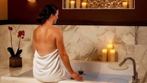 Crystal Spa, Crystal Mountain Resort, Spas of America