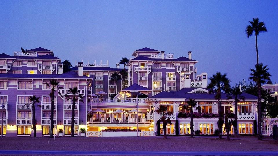ONE the Spa, Shutters on the Beach, Santa Monica, Spas of America