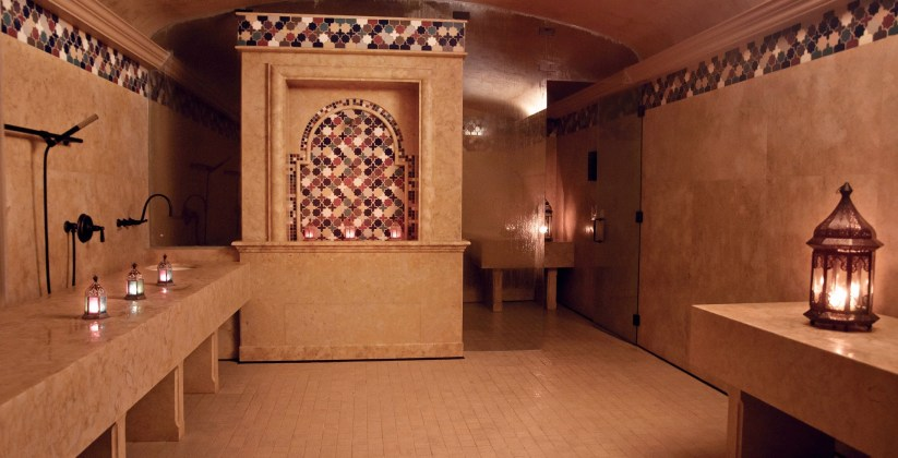 Hammam, Miraj Hammam Spa by Caudalie Paris, Shangri-La Toronto, Spas of America