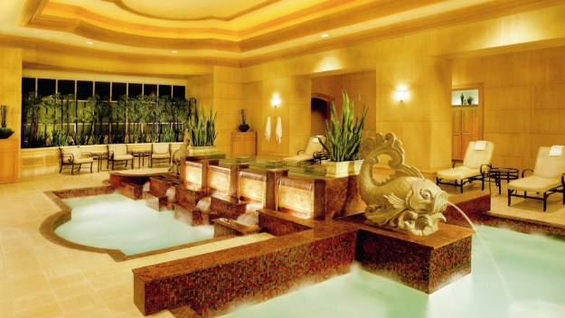 Spa Mandalay, Spas of America