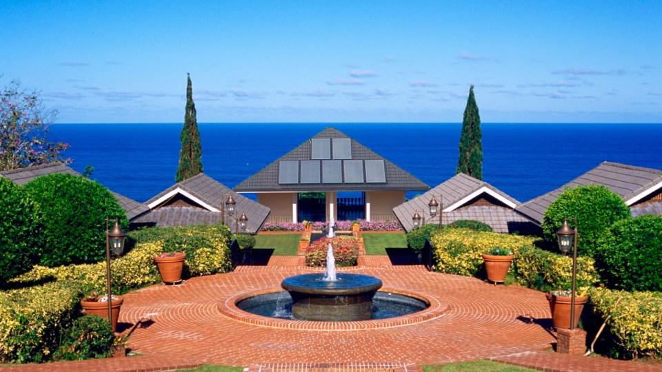 The Sullivan Estate & Spa Retreat, Spas of America