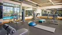 Fitness Centre Spa Delta Victoria Ocean Pointe