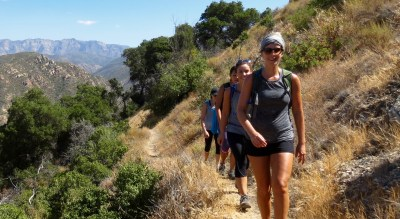 Hiking Ojai, Oaks at Ojai, Spas of America
