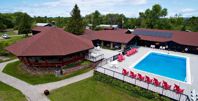 Killarney Mountain Lodge, Spas of America
