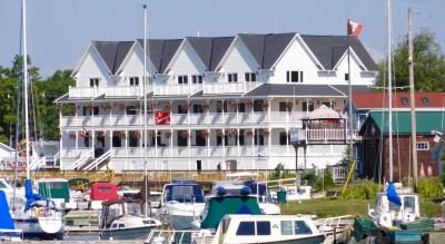 Sportsman's Inn, Spas of America