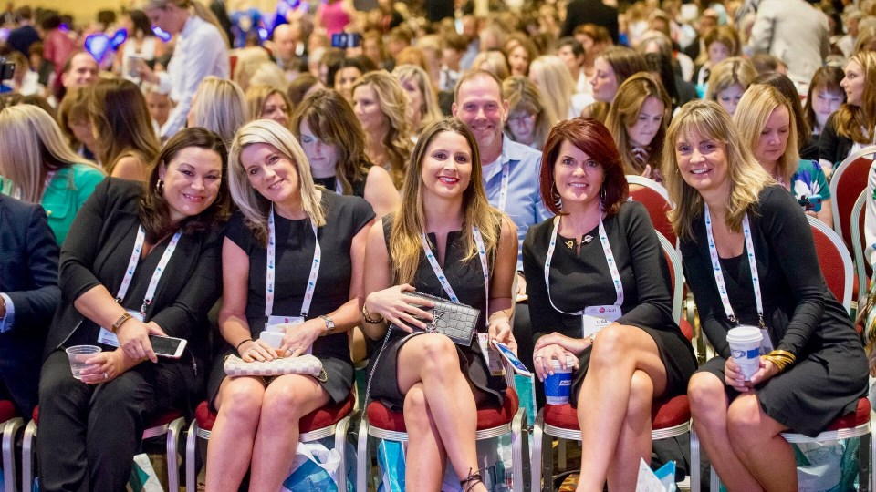 ISPA Conference, Spas of America