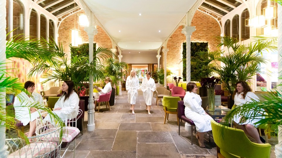 Ragdale Hall Health Hydro and Thermal Spa, Spas of America