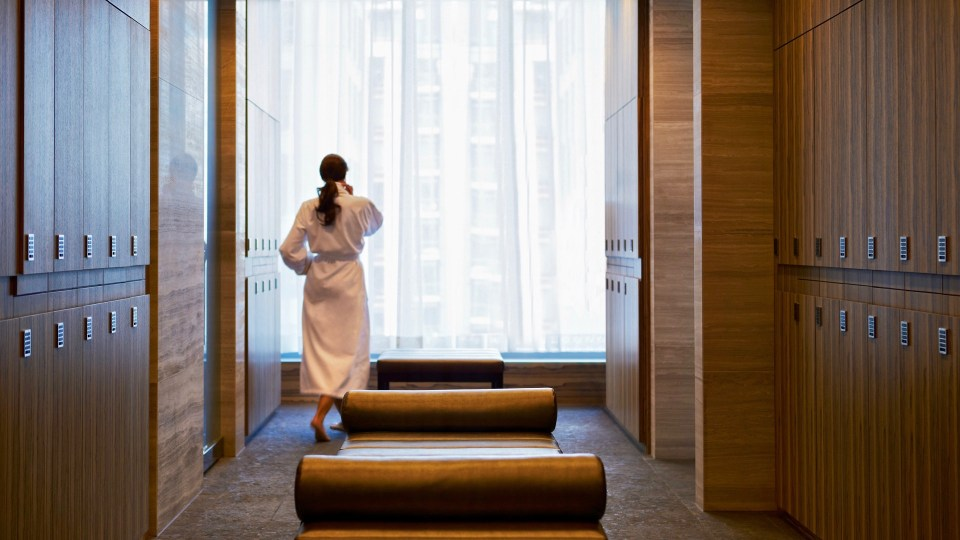 The Spa at Four Seaons Vail, Spas of America