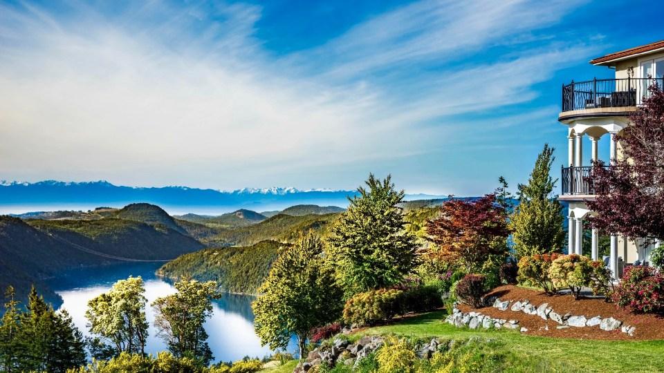 Tuscan Spa, Villa Eyrie Resort, Spas of America