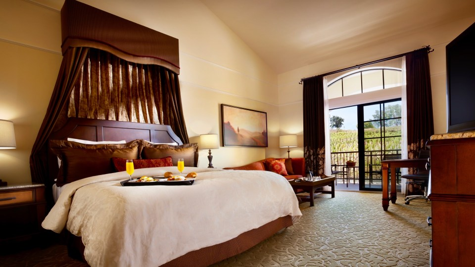 Spa Terra at The Meritage Resort and Spa in Napa Valley, Spas of America