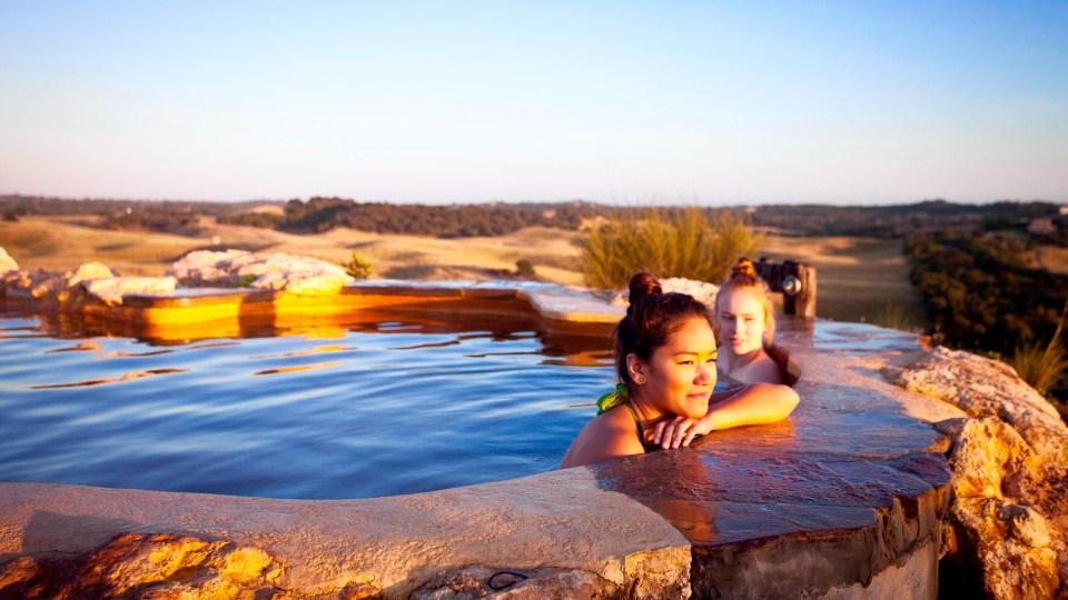 Peninsula Hot Springs, Spas of America