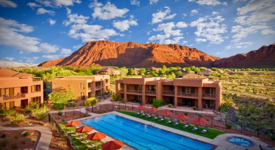 Red Mountain Resort, Sagestone Spa, Spas of America