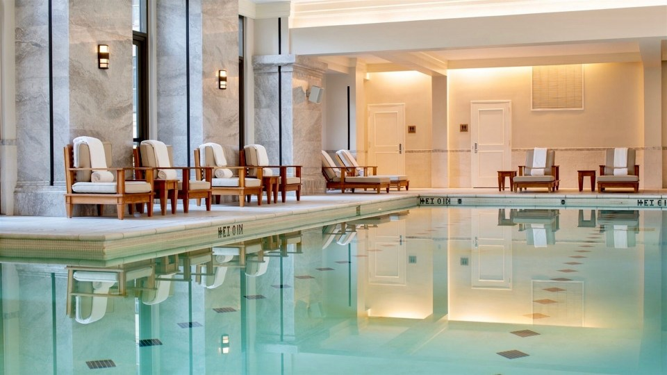 Waldorf Astoria Spa Atlanta Spas Of America Spas Of America