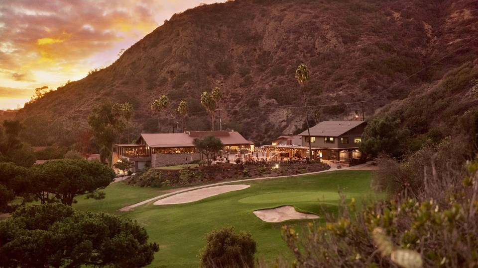 Sycamore Spa, The Ranch at Laguna Beach, Spas of America