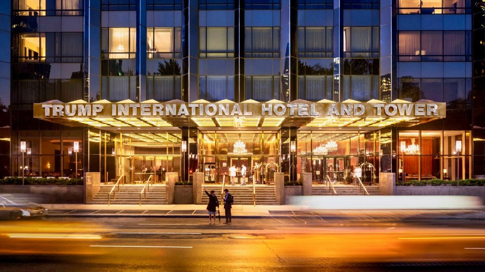 The Trump Spa at the Trump International Hotel & Tower, Spas of America